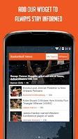 Screenshot of US Basketball News