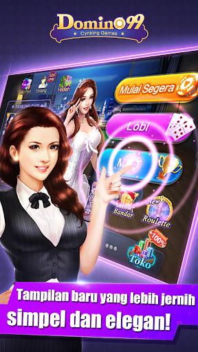 Domino QiuQiu u00b7 99 : Pulsa : Free 2.0.1.0 screenshots 1