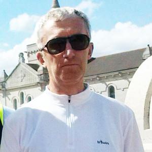 Xavier participe au rallye cyclo Lille-Hardelot pour soutenir L'Arche au Bangladesh