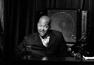 Photo: 2009 del 1 nr 7 The Groovemaster of Souljazz Reuben Wilson with friends 090207 Smoke Jazz Club New York