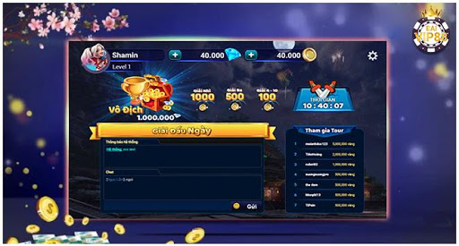 Baivip88 - Game danh bai dan gian doi thuong 1.3 screenshots 4
