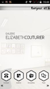 Galerie Elizabeth Couturier - náhled