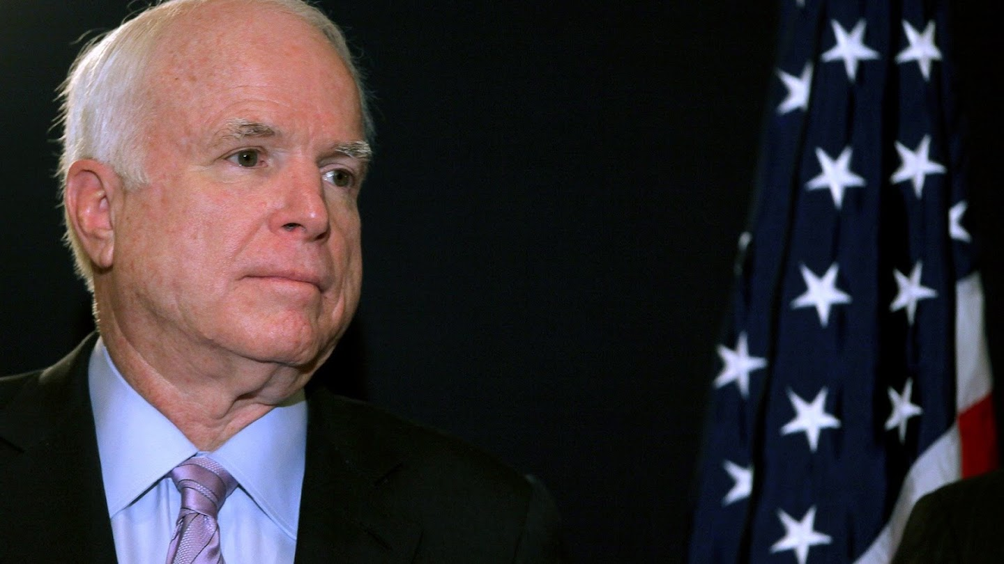 Watch Memorial Service for Senator John McCain live