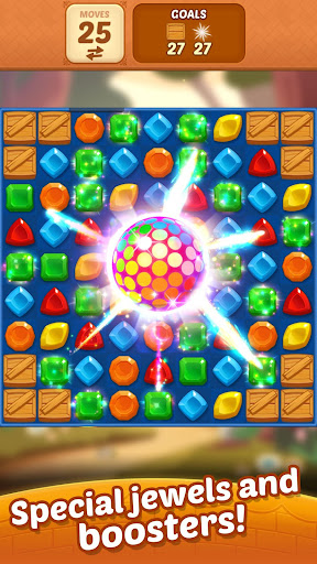 Matching Magic: Oz - Match 3 Jewel Puzzle Games screenshot 3
