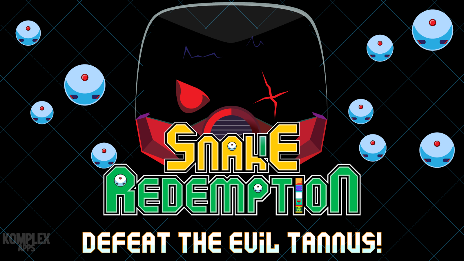 Snake Redemption Android Game. Slither to victory.- screenshot