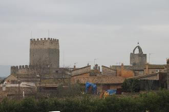 Photo: Peratallada, village fortifié ...