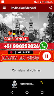 Download Radio Confidencial For PC Windows and Mac apk screenshot 1