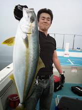 Photo: 4本目ヒラス!