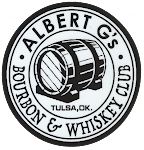 Logo for Albert G's Bar & Q