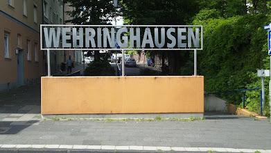 Photo: Einmündung der Grünstraße in den Bergischen Ring.