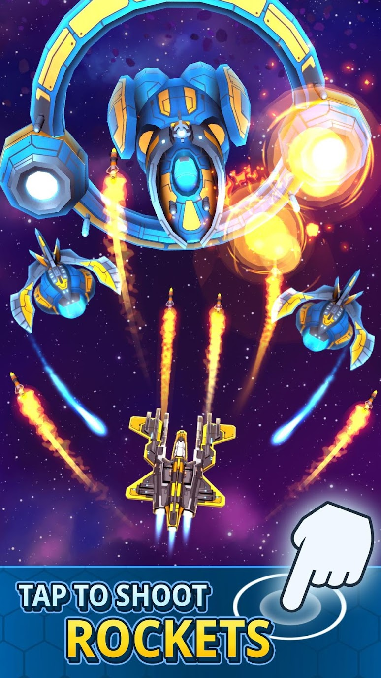 Idle Space Clicker Mod Apk (Unlimited Money) 1