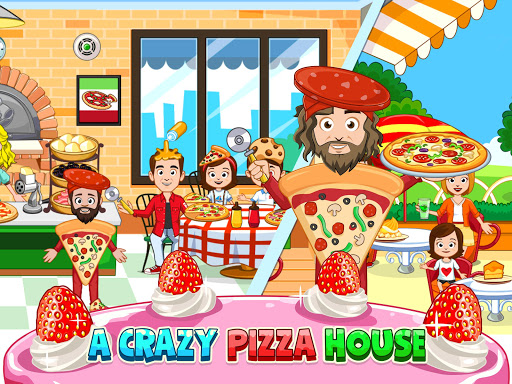 My Town : Bakery & Cooking Kids Game android2mod screenshots 11