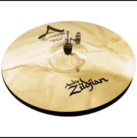 14'' Zildjian A Custom - Hi-hat
