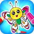 Butterfly Coloring Book Pages APK