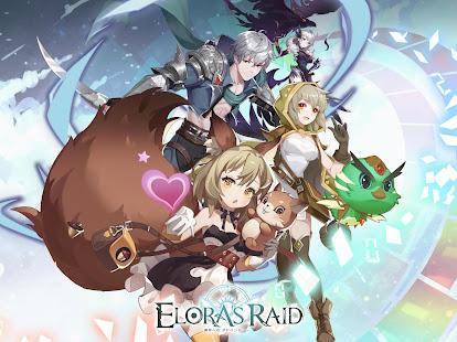 Elora's Raid
