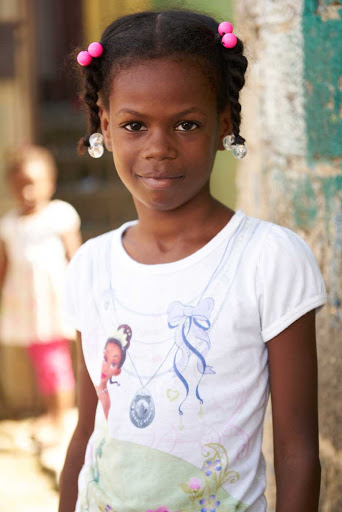 DR-Local-Young-Girl.jpg - Young girl in the Dominican Republic.