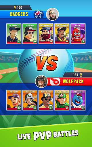 Super Hit Baseball modavailable screenshots 10