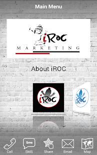 iROC Marketing - náhled
