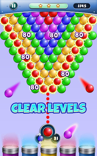 Bubble Shooter 3 1.0 screenshots 2