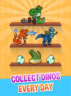 My Dino Album - Collect & Trade Dinosaur Stickers- screenshot thumbnail