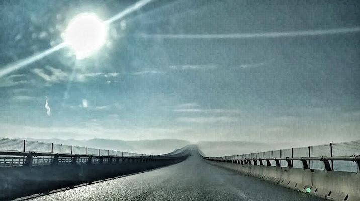 Ponte nella nebbia di efferre_