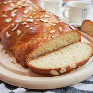 Tsoureki - Greek Easter Bread Recipe