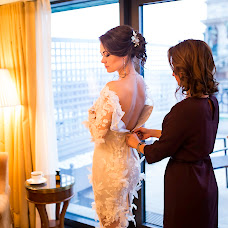 Wedding photographer Yuliya Burina (burina). Photo of 20.01.2017