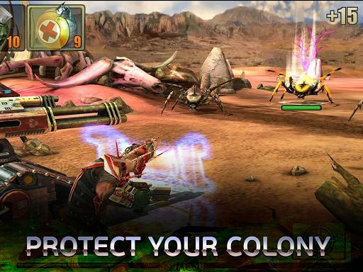 Evolution: Battle for Utopia. Shooting games free 3.5.9 screenshots 5