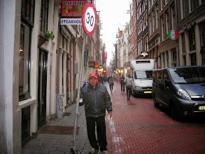 Photo: Street scene with Victor