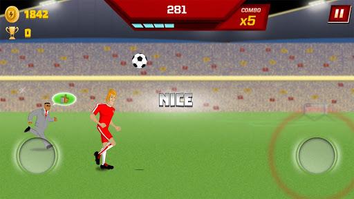 Supa Strikas Dash - Dribbler Runner Game 1.49 screenshots 19