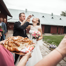 Wedding photographer Ulyana Ryattel (UljanaRattel). Photo of 09.09.2017