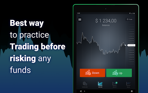 Forex Game - Online Stocks Trading For Beginners screenshots 4