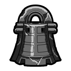 薄墨の銅鐸