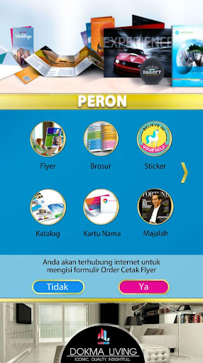 Percetakan Online 1.0.1 screenshots 1