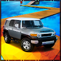 Crazy 4x4 Driving: Impossible Jeep Racing Games icon