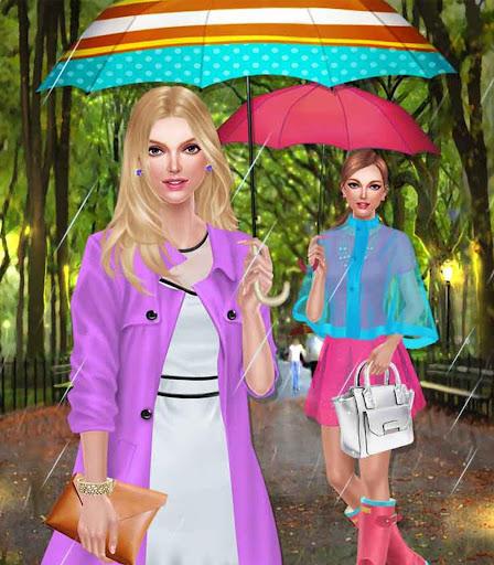 Summer Rainy Day: Beauty Salon для планшетов на Android