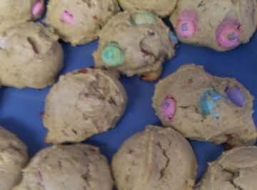My friends Avocado Cookies