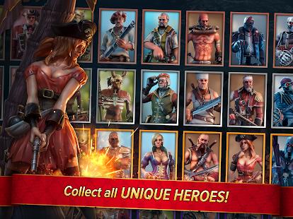 Pirate Tales: Battle for Treasure Screenshot
