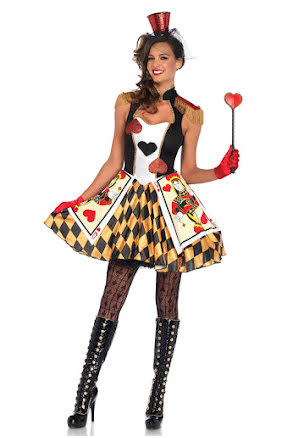 Dräkt, sexig kortklänning