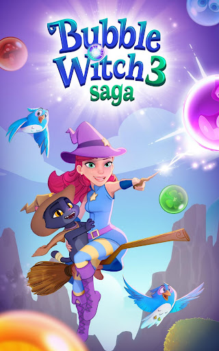 Bubble Witch 3 Saga 4.12.4 screenshots 17