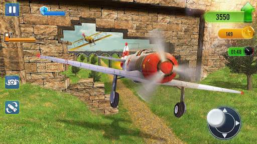 Wings of Fire - Drone Fly  Fighter 1.2 screenshots 7