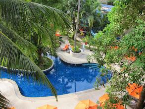 Photo: Doubletree pool