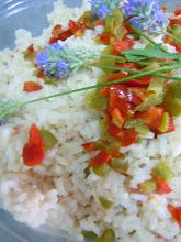 Photo: riz camarguais