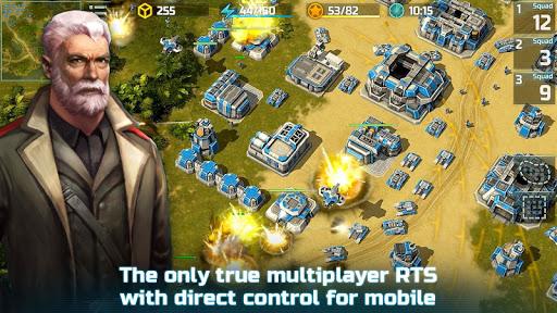 Art of War 3: PvP RTS modern warfare strategy game  screenshots 3