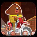 moto hill duggee :racing hey