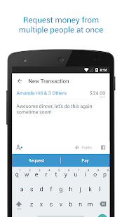 Venmo - screenshot thumbnail