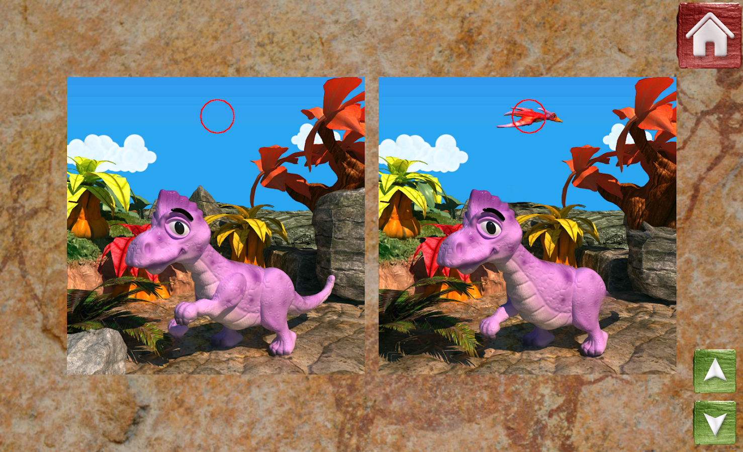 kids dinosaur games free android apps on google play