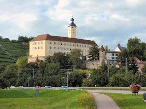 Photo: Schloss Horneck, Gundelsheim