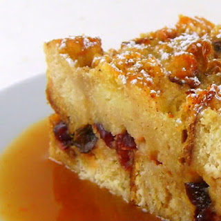 Challah Bread Pudding Recipes