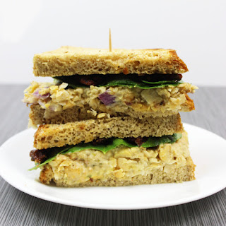 "Chickpea ""Tuna"" Salad Sandwich"
